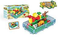 Детский конструктор «Зоопарк», 10671, фото
