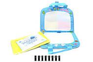 Детский коврик для рисования с маркером, 71500-1