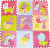 Детский коврик-пазл «Маленький кенгуренок», GB-M129KB, доставка
