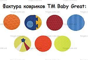 Детский коврик-пазл «Прекрасный мир», GB-M1218ABL, фото