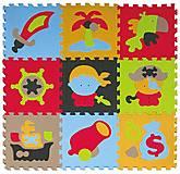 Детский коврик-пазл «Приключения пиратов», GB-M1503, детский
