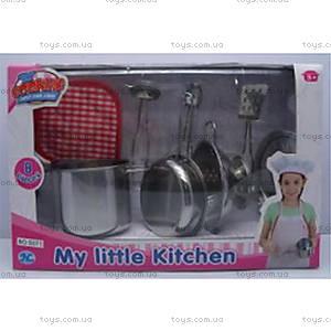 Детский кухонный набор для приготовления еды, S071