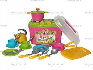 Детский кухонный набор «Технок 8», 2407
