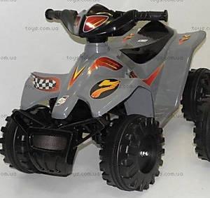 Детский квадроцикл «Квадрик», 426, toys.com.ua