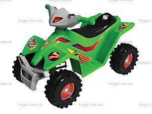 Детский квадроцикл «Квадрик», 426, іграшки