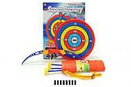Детский лук со стрелами «Дартс», 951D, игрушки