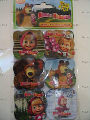 Детский магнит на планшете «Маша и медведь», VT5104-01