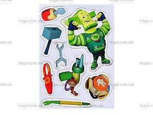 Детский «Магнитный Фикси-мир «Помогатор», VT3102-01, купить