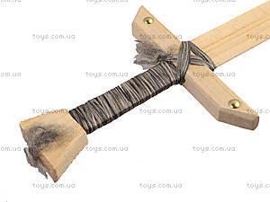 Детский меч «Нормандский», 40 см, 171838у, детские игрушки