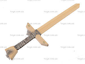 Детский меч «Нормандский», 40 см, 171838у, магазин игрушек
