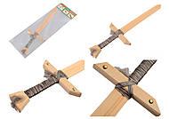 Детский меч «Нормандский», 40 см, 171838у, купити