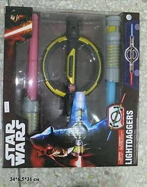 Детский меч Star Wars со световыми эффектами, 861503