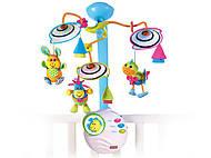Детский мобиль с ночником «Веселые зверята», 1303406830