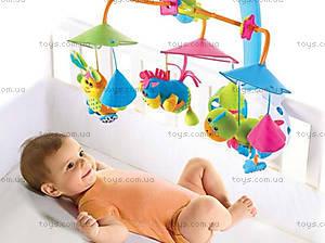 Детский мобиль с ночником «Веселые зверята», 1303406830, фото