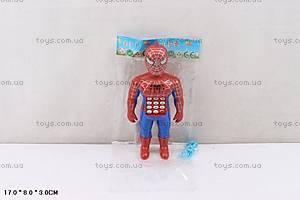 Детский мобильный телефон «Человек-паук», 3701, купить
