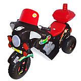Детский мотоцикл - каталка, 372_Ч, фото