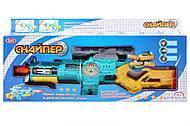 Детский музыкальный автомат «Снайпер», 7444, фото