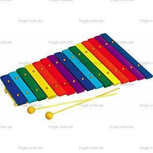 Детский музыкальный ксилофон, Д047у