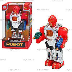 Детский музыкальный робот «PLAY SMART», 9522, магазин игрушек