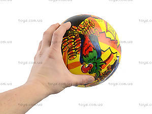 Детский мяч для игры с рисунком, BT-PB-0017, toys