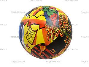 Детский мяч для игры с рисунком, BT-PB-0017, Украина