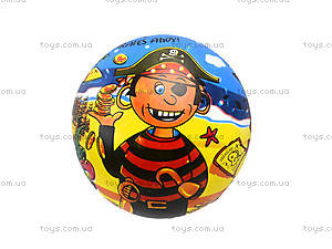 Детский мяч для игры с рисунком, BT-PB-0017, доставка