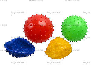 Детский мяч-ежик 4 в 1, MA3.5-4, іграшки