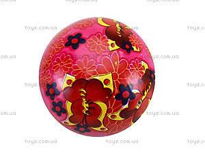 Детский мяч с рисунком, резиновый, BT-PB-0016, купить