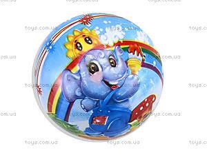 Детский мяч с рисунком, резиновый, BT-PB-0016, отзывы