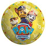 Детский мяч «Щенячий патруль», 13 см, JN57996, отзывы