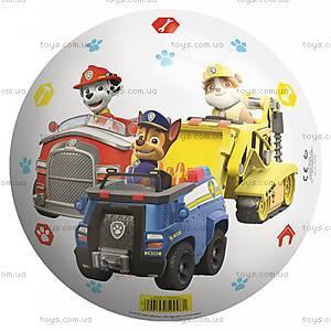 Детский мяч «Щенячий патруль», 23 см, JN57998, купить