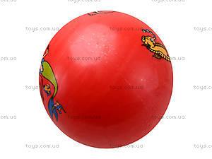 Детский мяч «Мультяшки», YT135A, фото