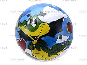 Детский мяч «Мультяшки», YT135A, отзывы