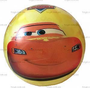 Детский мяч «Тачки», 23 см, JN57918