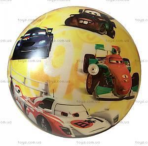 Детский мяч «Тачки», 23 см, JN57918, купить