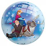 Детский мячик «Холодное сердце», лицензия, JN57946, детские игрушки