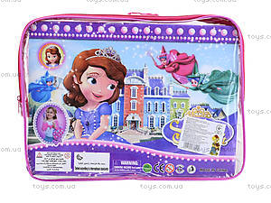 Детский набор бижутерии с куклой, 83035G, отзывы