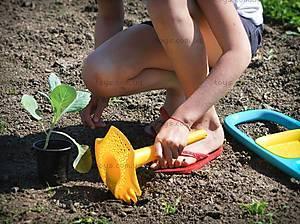 Детский набор для песка TRIPLET, цвет желтый, 170037, купить