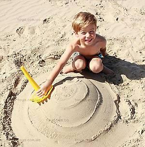 Детский набор для песка TRIPLET, цвет желтый, 170037, фото