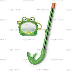 Детский набор для плавания «Лягушка», 55940, купить