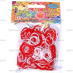 Детский набор для плетения цветными резинками, SV11821, цена