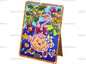 Детский Набор для творчества «Раскраски глиттером», Волшебное сияние, VT4801-01, купить