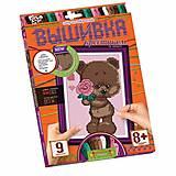 Детский набор для творчества «Вышивка крестиком с подрамником», , детские игрушки