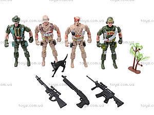 Детский набор для игры «Армия», 904-1, игрушки