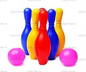 Детский набор для игры «Боулинг», 5193, купить