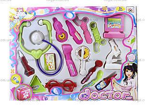 Детский набор, для игры «Доктор», XR008-05, отзывы