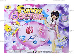 Детский набор, для игры «Доктор», XR008-05, детские игрушки