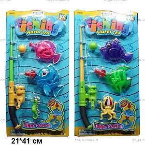 Детский набор для игры «Рыбалка», 666CD