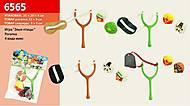 Детский набор для игры «Злые птички», 6565