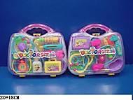 Детский набор доктора, в чемоданчике, 3A-055AB, отзывы
